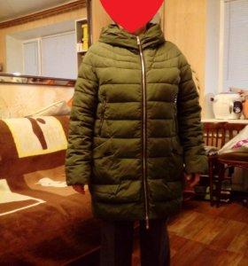 Куртка тёплая, холодная осень-тёплая зима