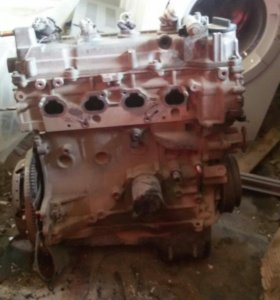 Двигатель ниссан альмера н16