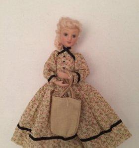 Коллекционная кукла «Соня Мармеладова»
