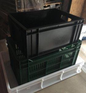 Ящики для мяса, лотки