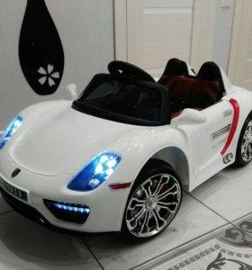 "Электромобиль "" Porsche 911"""