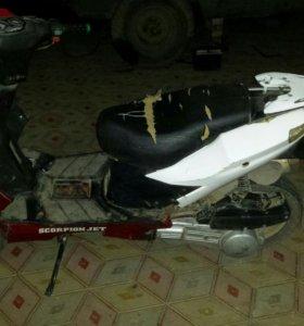 Продам скутер 150 куб