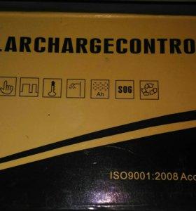 Контроллер заряда для солнечных панелей