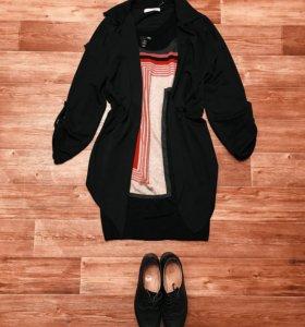 Кофта и платье 42-44р