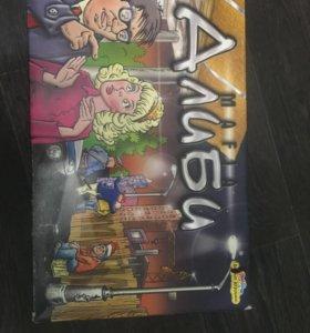 Настольная игра Алиби