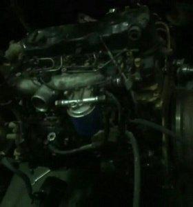Хендай двигатель d4al.