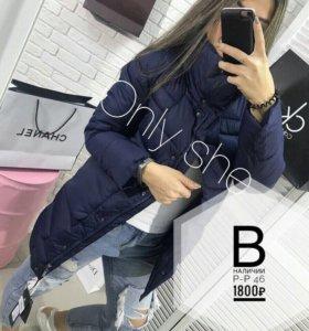 Вналичиии класные, стильные курточки еврозима