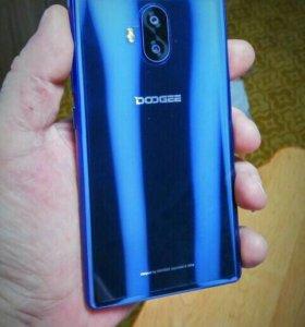 Смартфон 5.2дюйма 4G mix синий
