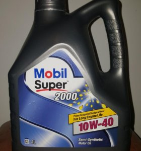 Моторное масло мобил 10w-40