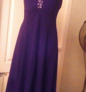 Праздничное платье 44-48
