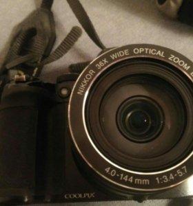 Цифровая фотокамера Nikon p500
