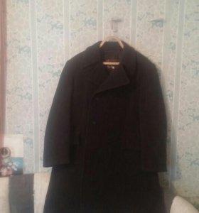 Пальто мужское укороченное
