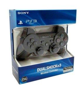 Dual shock 3 геймпад джойстик PlayStation 3 PS3
