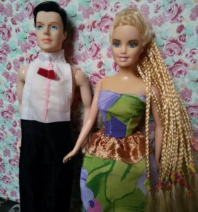 Пара кукол. Кукольная пара