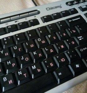 Клавиатура Chicony KU-0420
