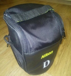 Новый чехол на фотоаппарат Nikon