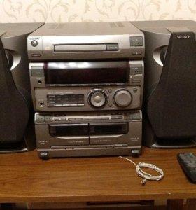 Музыкальный центр Sony MHC-RX50