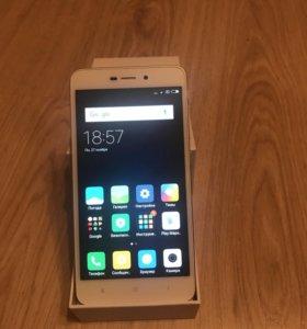 Xiaomy Redmi 4A золотой .новый.Гарантия