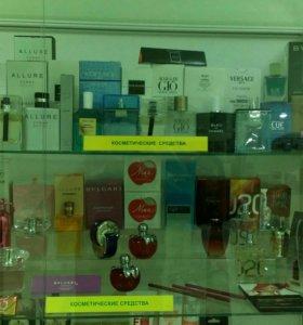 Брендовый парфюм от 400 рублей