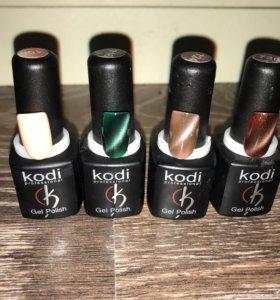 Набор гель-лаков Kodi