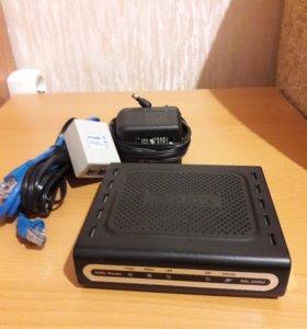 Продам Модем D-Link DSL-2500U/BRU/DB