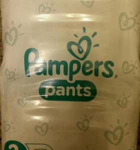 Трусики Pampers 3 (6-11 кг)