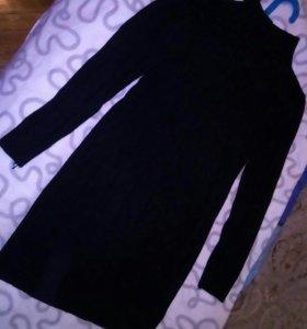 Новон Платье теплое