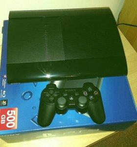 PS 3 с играми и аксессуарами
