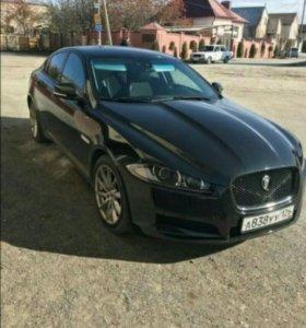 Jaguar XF 2013г 2.0 АТ