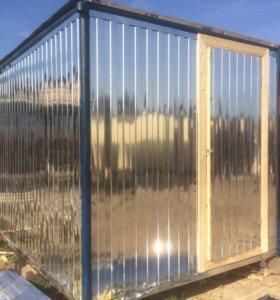 Бытовки Блок контейнеры для строителей