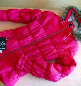 Новая мембранная женская куртка