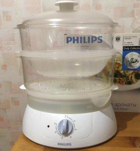 Пароварка Philips 5L,900W