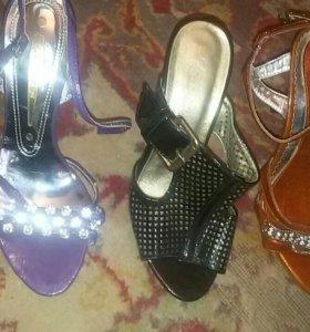 туфли размер 36 новые