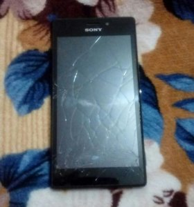 Телефон Sony m2dual