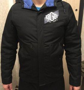 куртка осенняя g-star