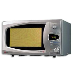 Микроволновая печь с конвекцией LG MC-7682 WS