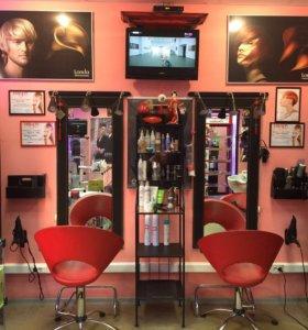 Сдается или продаётся парикмахерские кресла