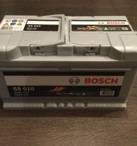 Bosch S5 Silver Plus/12V 0 092 S50 10