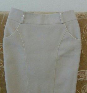 Теплая юбка 44-46