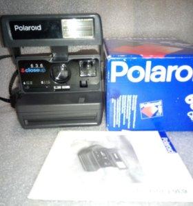 Фото аппарат Polaroid 636