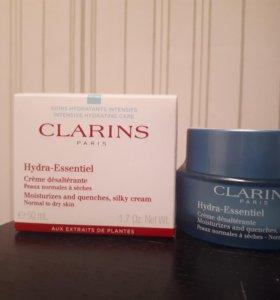 Увлажняющий крем Clarins hydra essential
