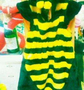 новогодний костюм пчёлка