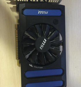 GTX550 ti Msi