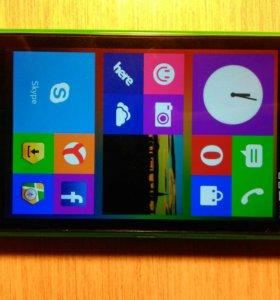 Телефон Nokia RM 1013 X2 смартфон RM 1013