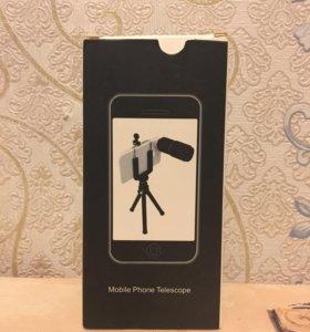Телескоп для iPhone 4/4s
