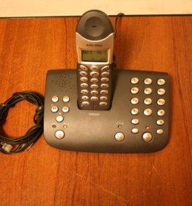 Радиотелефон телефон с автоотвечиком Butler