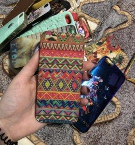 Чехол на айфон iPhone 5 / 5s / SE