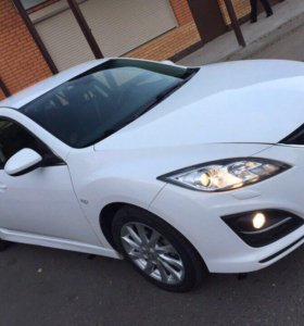 Mazda 6 gh 2011 liftback