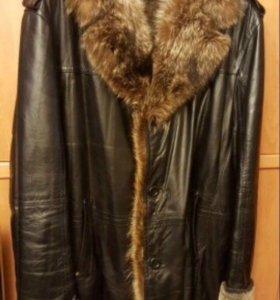 Куртка мужская зимняя натуральная