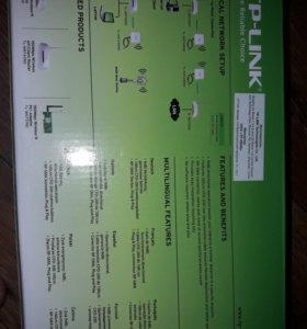 Антенна Wifi TP-link направленная 9db